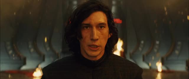 Watch and share Adam Driver GIFs and Kylo Ren GIFs on Gfycat