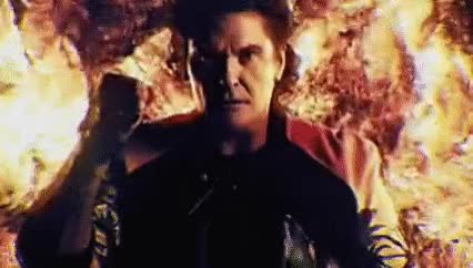 Watch and share David Hasselhoff GIFs on Gfycat