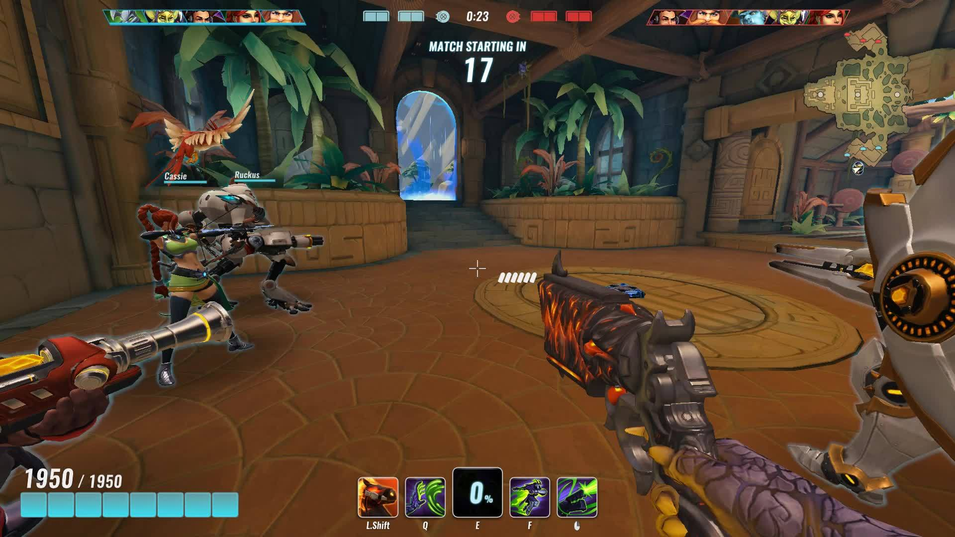 Androxus Bug Trigger On Gun Moves By Itself Reddit Gif By