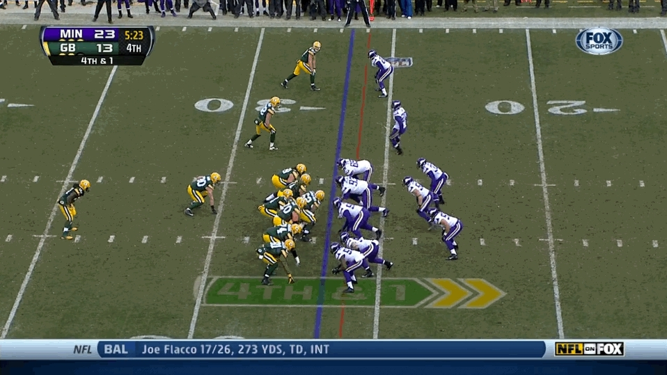 greenbaypackers, More of this from Lacy on Sunday, perhaps? (reddit) GIFs