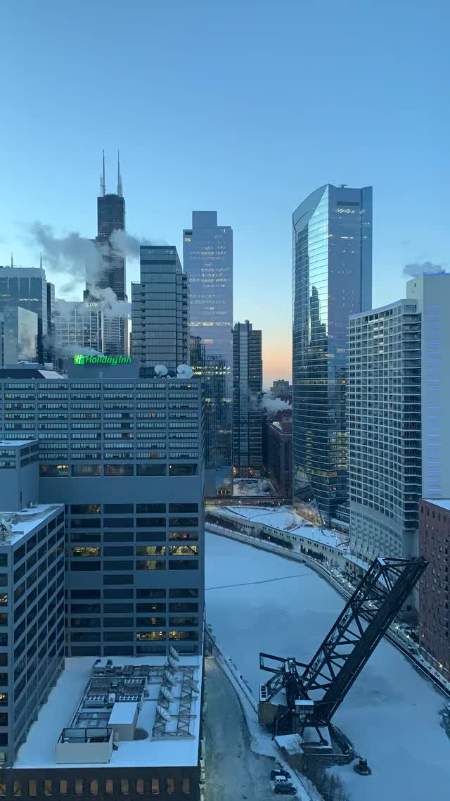 Watch and share Chicago Polar Vortex Timelapse 1/31 2 GIFs by Anandymous on Gfycat
