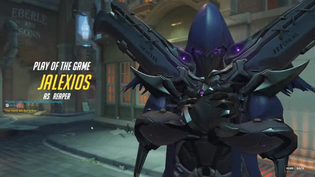 Watch Reaper Hexakill GIF on Gfycat. Discover more overwatch GIFs on Gfycat
