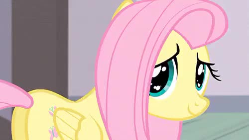 Watch and share My Little Pony GIFs and Fluttershy GIFs on Gfycat