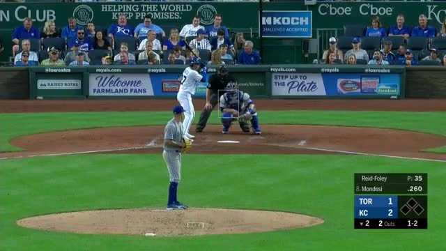 Watch and share Toronto Blue Jays GIFs and Baseball GIFs by wydiyd on Gfycat