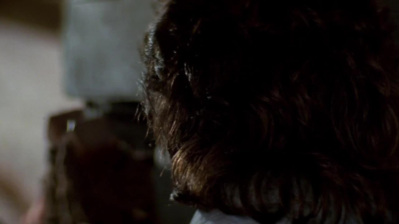 hear something, look behind you, rambo, sylvester stallone, turn around, Rambo - Sudden turn around GIFs