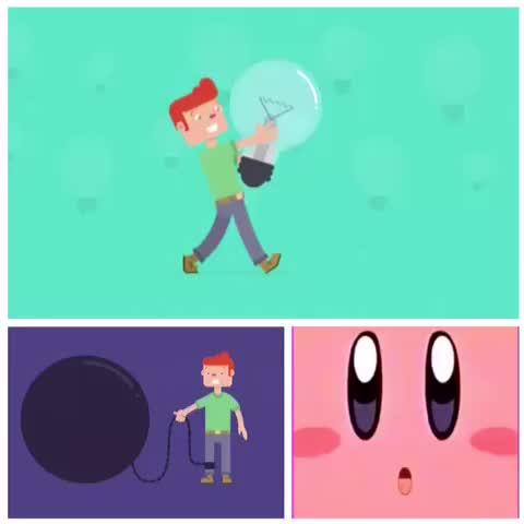 #good #idea #thevideobook #animation GIFs