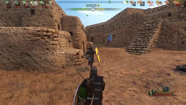 Watch and share Omg Bannerlord First Kill GIFs by dachande on Gfycat