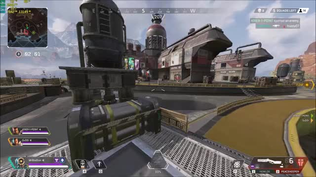 Watch and share Apex Legends GIFs and Peacekeeper GIFs by mrblablak on Gfycat