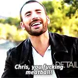 Watch and share Chris Evans GIFs and Im In Love GIFs on Gfycat