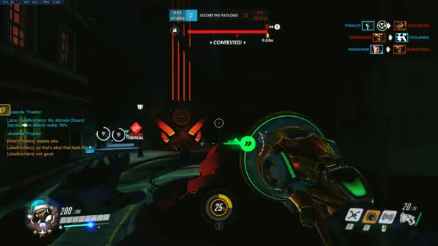 Watch and share Overwatch GIFs by scouter953 on Gfycat