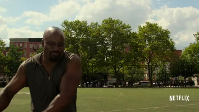 Watch and share Marvel's Luke Cage GIFs and Television Online GIFs by odinson1500 on Gfycat