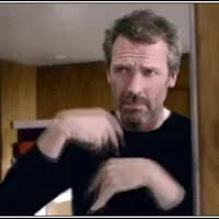 Watch and share Hugh Laurie Skin Gif Animation GIFs on Gfycat