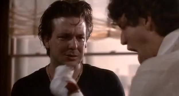 Watch and share Mickey Rourke GIFs on Gfycat