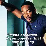 Watch and share Anthony Mackie GIFs and Dailymarvel GIFs on Gfycat
