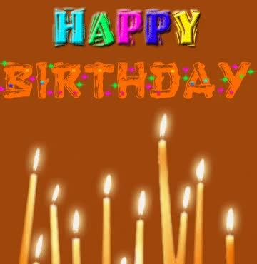 Watch and share Tag Birthday Candles GIFs on Gfycat