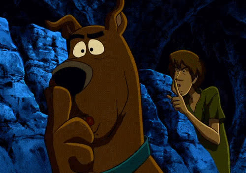 Scooby doo GIFs