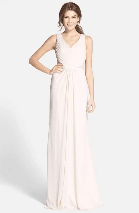 Watch and share Evening Dress GIFs and Bridesmaid GIFs on Gfycat