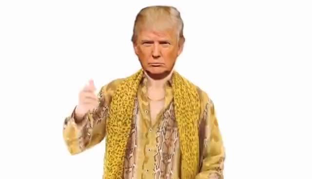 Watch Pen-Pineapple Apple-Pen (PPAP) Trump GIF on Gfycat. Discover more Donald Trump GIFs on Gfycat