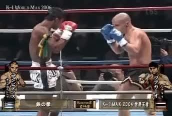 Watch and share Mike Zambidis GIFs and Muay Thai GIFs on Gfycat