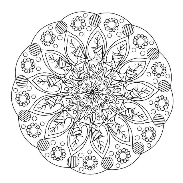 Watch and share Artist-Pencil-Drawing-Hand-Mandala-Flowers-2147871 GIFs on Gfycat