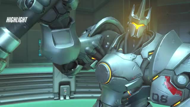 Watch and share Highlight GIFs and Overwatch GIFs by cqpricorn on Gfycat