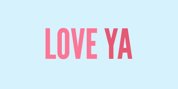 Watch and share Love Ya GIFs on Gfycat