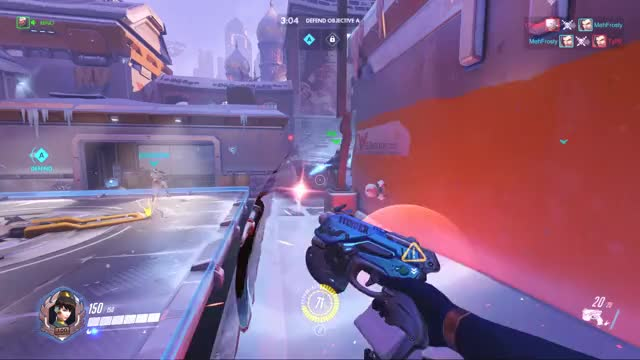 Watch and share Overwatch GIFs by wickedfable on Gfycat