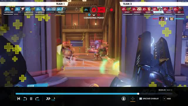 Watch and share Winston GIFs by ben_glasses on Gfycat