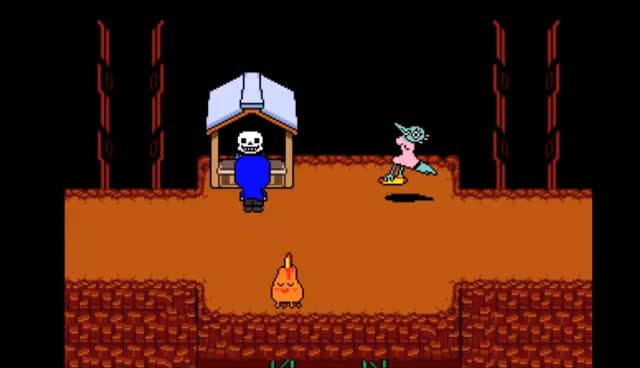 Watch and share OMG EVERYONE IS SHIPED WITH SANS!!! GIFs on Gfycat