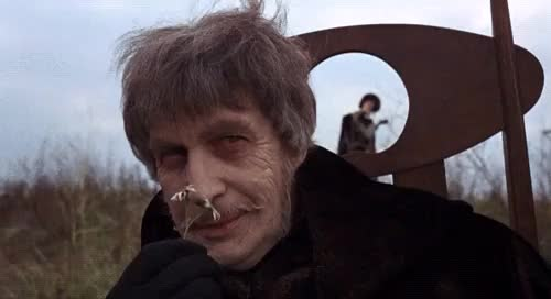 Watch this daisy GIF on Gfycat. Discover more 1970s, birthday boy, breaking the fourth wall, classic film, classic movies, creepy spooky, daisies, daisy, flower, flowers, horror, horror gif, my gif, old movies, the abominable dr. phibes, vincent price GIFs on Gfycat