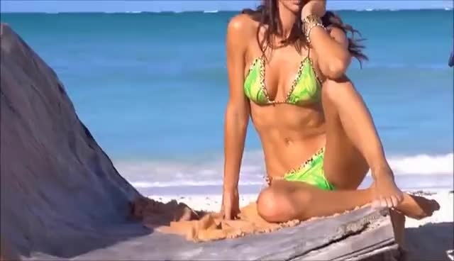 Adriana Lima - a beatifull mermaid GIFs