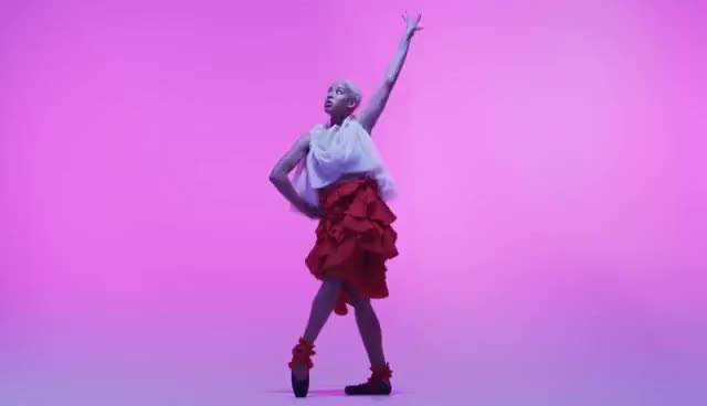 Watch and share Hiplet: When Hip Hop Meets Ballet | Refinery29 GIFs on Gfycat