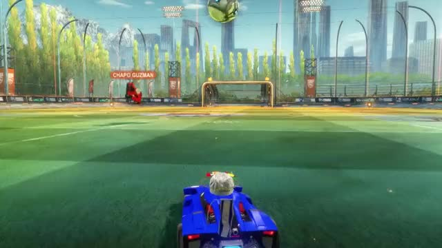 Watch and share Rocket League GIFs by fulmario on Gfycat