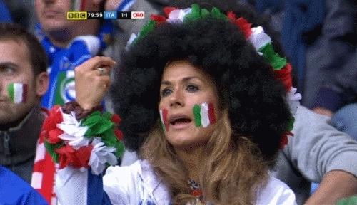 gfycatdepot, Aaaaaaaaaaaaaahhh [World Cup 2014 Brazil Italian finger gesture forget about it ahh aah just a little bit] (reddit) GIFs