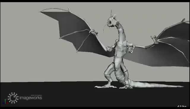 Watch Jabberwocky animation GIF on Gfycat. Discover more cgi GIFs on Gfycat