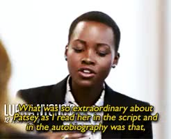 Watch and share 12 Years A Slave GIFs and Lupita Nyong'o GIFs on Gfycat
