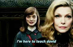 Watch and share Chloe Grace Moretz GIFs and Michelle Pfeiffer GIFs on Gfycat