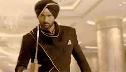 Watch Ek Heer Thi Aur Tha Ek Raanjhan GIF on Gfycat. Discover more Akshay Kumar, Amy Jackson, Bollywood, Harpinder's Edits, Singh is Bling, bollypzazz's psds used, fyakedits, gif GIFs on Gfycat
