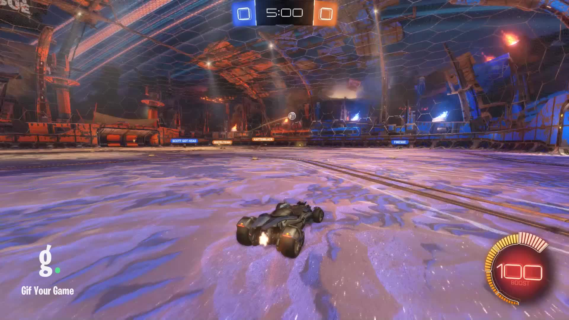 Assist, Gif Your Game, GifYourGame, Rocket League, RocketLeague, colesolo, Assist 1: colesolo GIFs