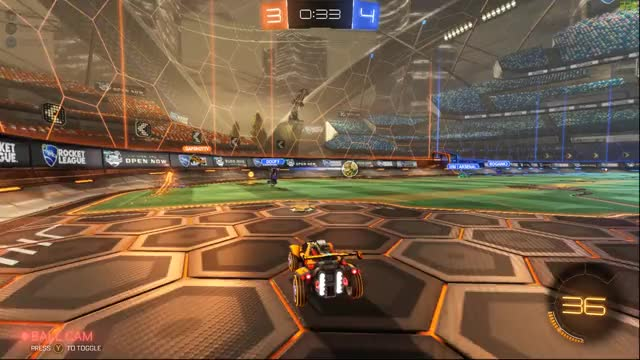 Watch Full Court Aerial GIF on Gfycat. Discover more rocketleague GIFs on Gfycat