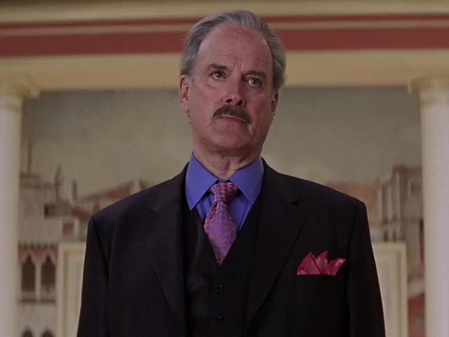 Watch and share John Cleese GIFs and Rat Race GIFs by MikeyMo on Gfycat