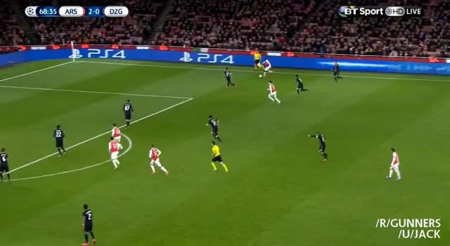 Watch and share Gunners GIFs and Soccer GIFs on Gfycat