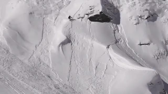 HMRB while I backflip an avalanche quick