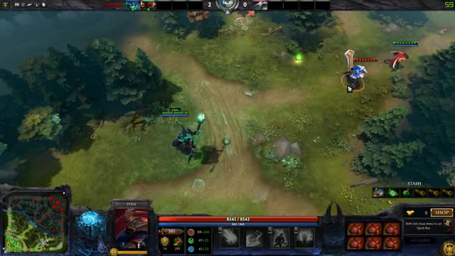 Watch and share 5 Second Sven Death GIFs on Gfycat