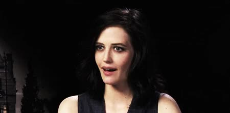 Watch and share Eva Green GIFs and Laughing GIFs on Gfycat