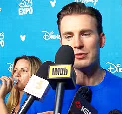 Watch and share He Is So Adorable GIFs and Captain America GIFs on Gfycat