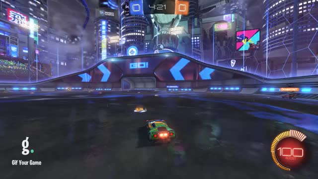 Watch Goal 1: Aether GIF by Gif Your Game (@gifyourgame) on Gfycat. Discover more Aether, Gif Your Game, GifYourGame, Goal, Rocket League, RocketLeague GIFs on Gfycat