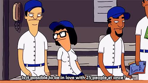 Watch and share Bob's Burgers GIFs and Tina Belcher GIFs on Gfycat