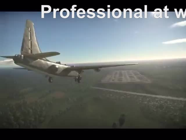 Watch and share PB4Y-2 Butter Landing GIFs on Gfycat