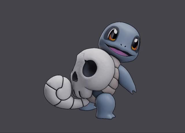 Watch and share Squirtle Gif GIFs on Gfycat